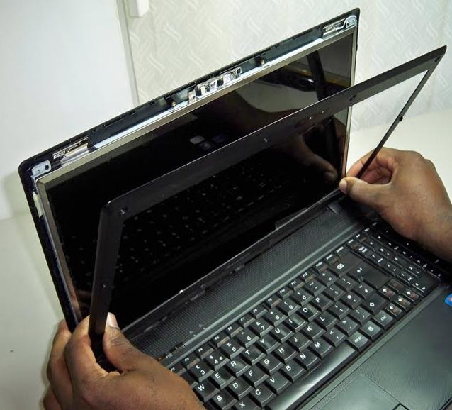 Замена матрицы на ноутбуке MSI в СПб